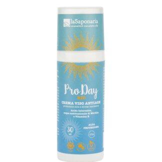 PRO DAY - Crema viso antiage alta protezione sole e stress ossidativo